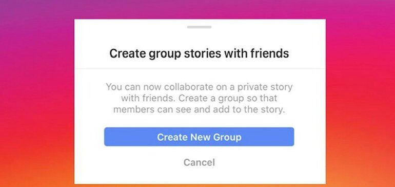 Instagram Adding NEW Group Stories Feature Testing in December 2019. Social News Stories Updated for January 2020